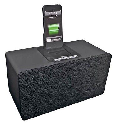 £19.99 • Buy Acoustic Solutions Bush 25W Speaker With Aux For IPod IPhone (Dock Broken)
