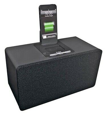 NEW Bush 25W Speaker With Lightning Dock For IPod IPhone - BTH0201ASLNS (A) • 36.99£