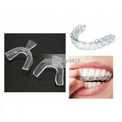 AU14.82 • Buy 20 Thermoform Moldable Mouth Teeth Care Whitening Bleaching Guard Trays Whitener