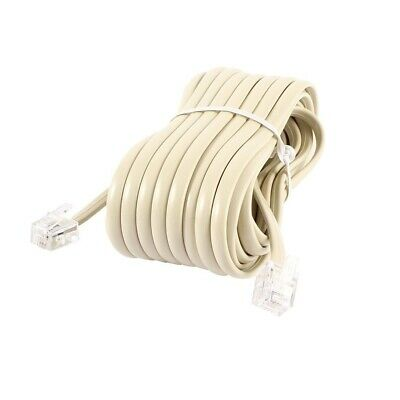 $9.99 • Buy MAGNUM PRO MA6100 100ft 4 Wire Telephone Cable