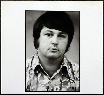 £5.99 • Buy The Beach Boys Poster Page . 1968 Brian Wilson . M39