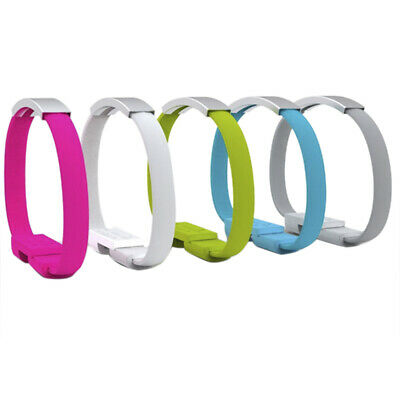 $6.51 • Buy Micro USB Charging Data Sync Cable For Mobile Phone Bracelet Wrist Band ChargerZ