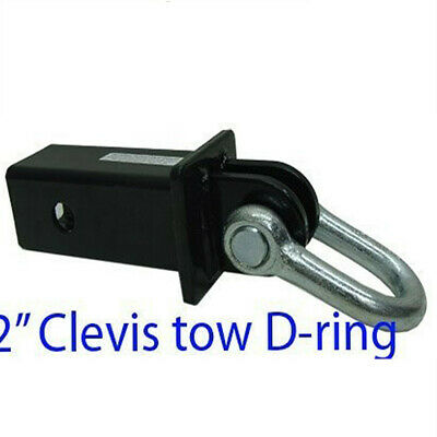 $17.50 • Buy 2'' Hitch Clevis Tow D-ring Shackle Bow 5,000lb Capacity