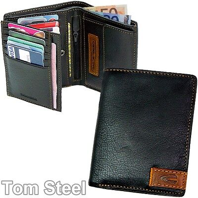 Camel Active, Men's Wallet, Purse, Wallet, Wallet, Leather, New • 46.75£