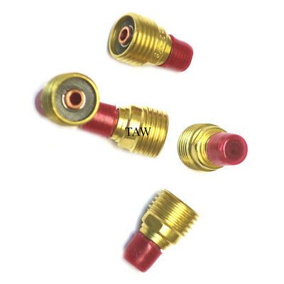 £15 • Buy 5pcs 45V44 2.4MM Gas Lens Collet Body Tig Welding Consumables For WP-9/20 (B33)