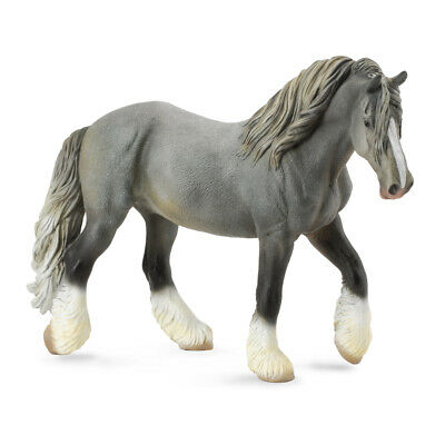 CollectA Shire Horse Mare - Grey • 9.48£