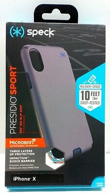 AU19.33 • Buy Speck Presidio Sport Case IPhone X