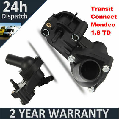 Thermostat + Housing For Ford Focus Transit Connect Mondeo 1.8 Turbo Diesel  • 17.95£