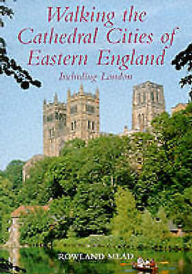 £7.25 • Buy Walking The Cathedral Cities Of Eastern England (Lonely Planet Walking Guides),