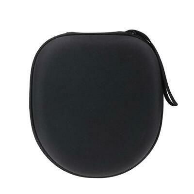 Black Headphone Earphone Case Headset Carry Pouch Storage Bag Holderfor Sony L&6 • 7.10£