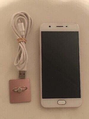 AU190 • Buy OPPO A57 Rose Gold, Comes With Free Phone Case, Charger And Phone Stand