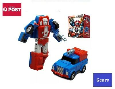 AU60 • Buy Transformers Autobot G1 Style Robot Toy - Gears