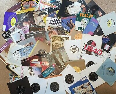 7  Vinyl Singles 60s/70s/80s/90s: Pick From 900+Records. 99p Each Buy 6, 1 FREE! • 0.99£