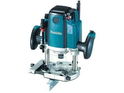 Makita MAKRP2301FCX RP2301 FC 1/2in Plunge Router 2100W 240V • 469.95£