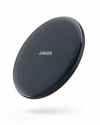 AU49 • Buy Premium Anker 10W Qi-Certified Wireless Charging Pad, Compatible IPhone+Samsung