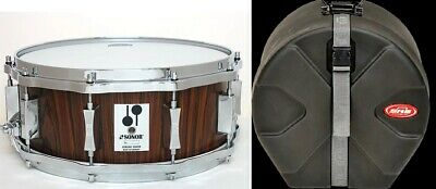 $1199 • Buy Sonor D 515 PA Phonic Reissue 14x5.75 Beech/Rosewood Snare Drum +Free SKB Case!
