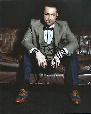 £12.99 • Buy Danny Dyer Autograph - Signed Photo - Eastenders