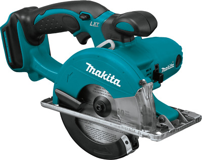 Makita XSC01Z 18V LXT® Lithium‑Ion Cordless 5‑3/8  Metal Cutting Saw, Tool Only • 111.66£