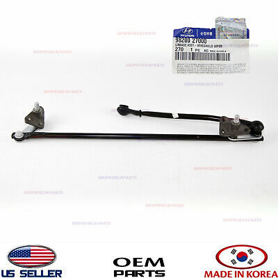 $45.71 • Buy Windshield Wiper Transmission Linkage Genuine!! Hyundai Tiburon 97-01 9820027000
