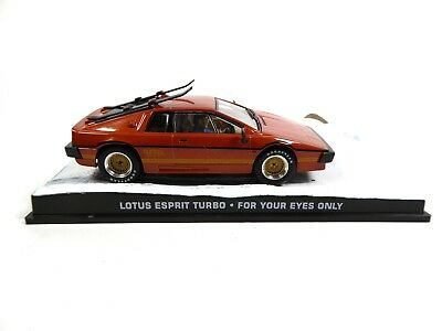 $ CDN19.68 • Buy Lotus Esprit Turbo - James Bond 007 FYEO - 1:43 Diecast Model Car DY008