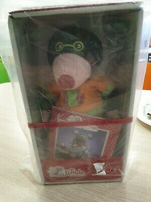 Alice The Mole 9  Knitted Soft Toy Plush By Latitude Enfants NEW • 25£