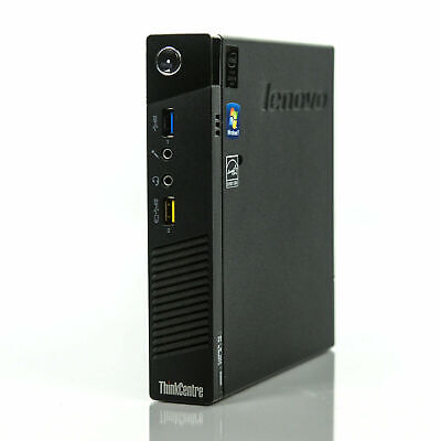 AU219 • Buy Lenovo ThinkCentre M93p Tiny I5 4570t 2.90Ghz 8Gb Ram 128Gb SSD Wifi Win 10