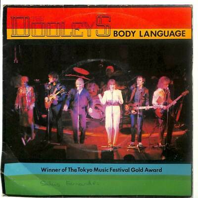 The Dooleys - Body Language - 7  Vinyl Record • 2.88£