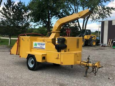 used wood chippers