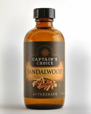 $18.95 • Buy Captain's Choice Sandalwood Aftershave