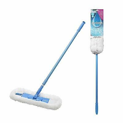 E-Cloth Flexi Edge Floor & Wall Lightweight Duster Mop With Telescopic Handle  • 17.99£