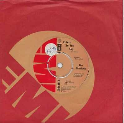 The Shadows - Riders In The Sky - 7  Single • 2.50£