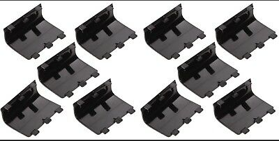 $8.49 • Buy 10 X Black Battery Cover Lid Shell Door Replacement For Xbox One Controller