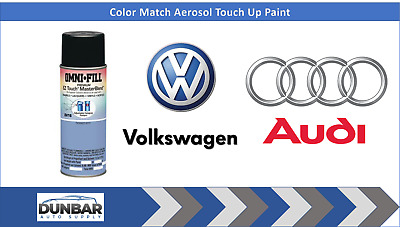 volkswagen black touch up paint