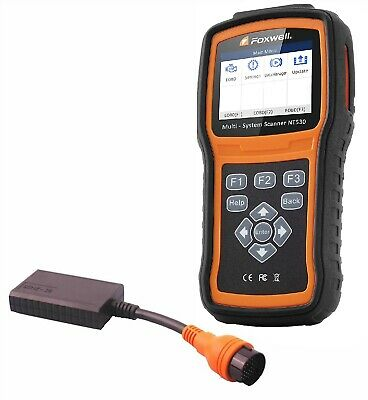 $199.95 • Buy Foxwell Nt520 Pro Mercedes Benz Diagnostic Scanner Tool Multiplexer 38 Pin Cable