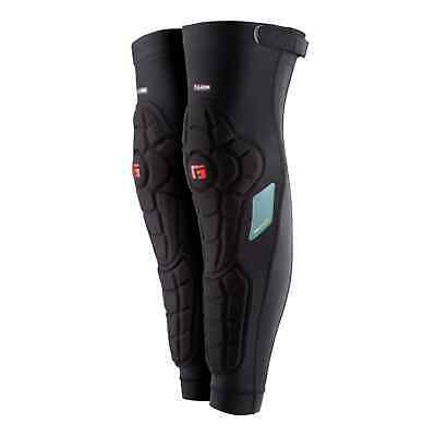 SHADOW CONSPIRACY INVISA LITE ANKLE GUARDS PADS size LG LARGE BMX BIKE NEW