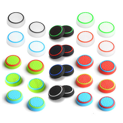 £1.99 • Buy Controller Grips Thumb Stick Cap Cover For Xbox One, Xbox 360, PS4, PS5, X|S
