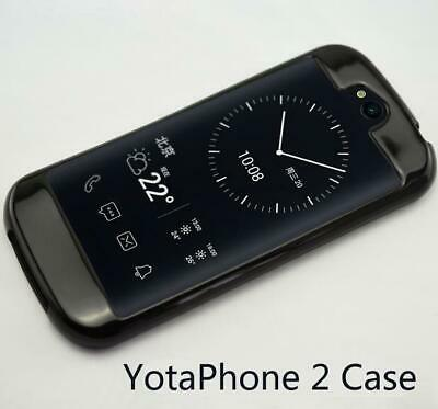 AU6.31 • Buy Ultra-Thin Slim Clear Silicone Phone Soft Back Case Cover For YotaPhone 2
