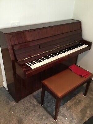AU1800 • Buy Yamaha Piano With Matching Stool Ln Very Good Condition  Made In Japan. $ 3000