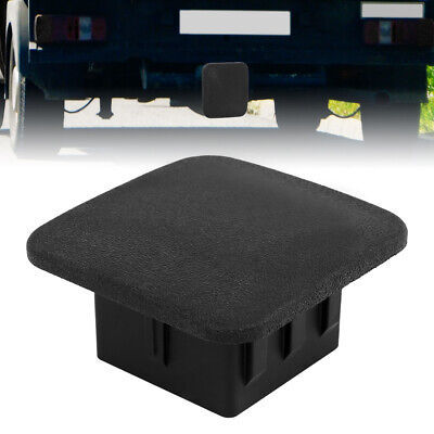 AU10.24 • Buy Trailer Hitch Tube Cover Plug Tow Cap Dust Protecter For 2'' Receiver Black