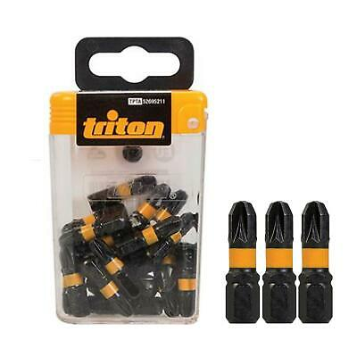 Impact Screwdriver Bits Pz1 Pz2 Pz3 Pozi 1 2 3 Head 25mm Screw Driver Bit • 3.99£
