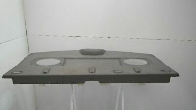 $128.62 • Buy 02 03 04 05 06 Toyota Camry Rear Trunk Package Tray Trim Oem