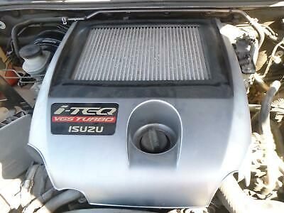 AU4950 • Buy Isuzu Dmax Engine Diesel, 3.0, 4jj1, Turbo, Ra, 2wd, Auto T/m Type, 10/08-05/12