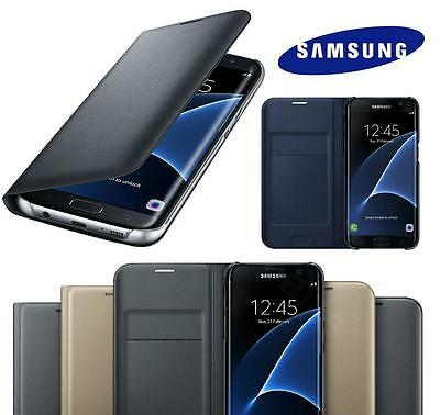 $ CDN6.86 • Buy Luxury Leather Card Holder Wallet Flip Case Cover For Samsung Galaxy Phones