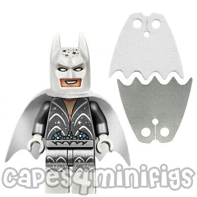 £1.79 • Buy One CUSTOM Cape For Your Bachelor Batman From Lego Movie Space Palace Set 70838