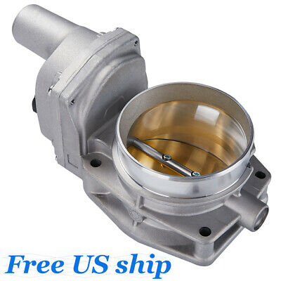 $86.89 • Buy 90mm Throttle Body With Actuator For Chevy GM Gold LS3 LS7 L99 Corvette Camaro