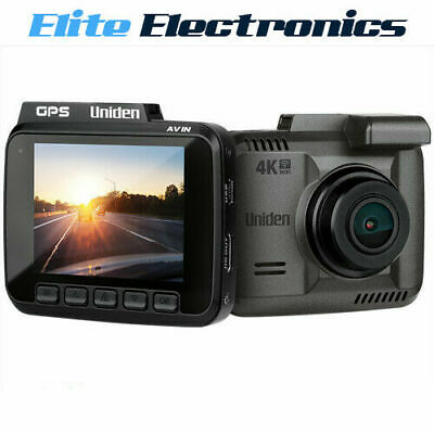 AU259.85 • Buy Uniden IGO CAM 80 2160P 4K WiFi 2.4  LCD GPS Dash Camera