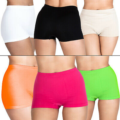 £4.99 • Buy New Womens Hot Pant Shorts Ladies Soft Knickers Underwear Boxers Pants Lot S M L