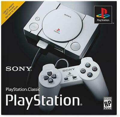$69.90 • Buy Sony PlayStation Classic Video Game Console - Gray NEW