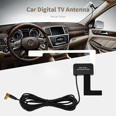 DAB+ Digital Radio Tuner Aerial Antenna RF Amplifier For Android Car Stereo • 7.23£