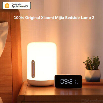AU69.95 • Buy Xiaomi Colorful Bedside Light Lamp 2 Bluetooth WiFi Touch APP Control
